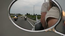 The police did a real professional job on the escorting, GREAT ride!