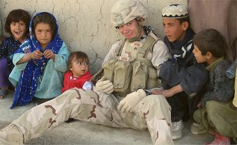 Adopt a us soldier facebook