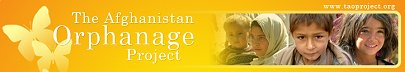 The Afghanistan Orphanage Project